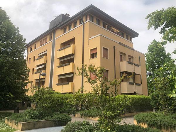 "Residence ""Le Magnolie"" N° 6 condomini Via Verci - Via Barozzi Padova"