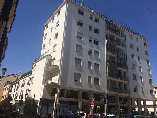 "Condominio ""San Nicolò"" Padova Corso Milano"