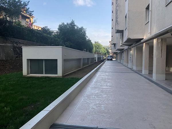 """Condominio """"Scomparini"""" Trieste"""