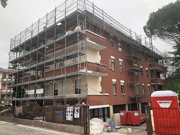 """Condominio """"Attila"""" Via Como Padova"""